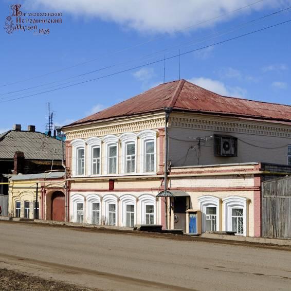 дом Ошуркова