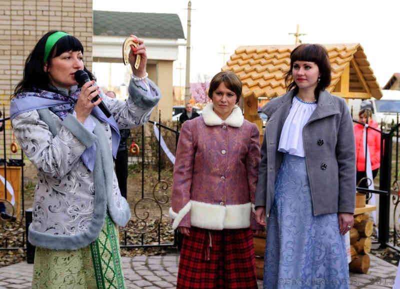 Первая свадьба по русскому обычаю