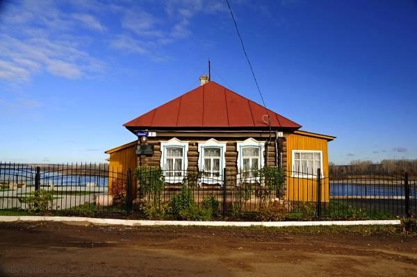 Мемориальный дом-музей Г.С.Шпагина